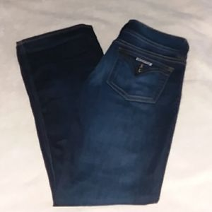 Ladies Hudson signature bootcut denim jeans sz 30